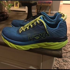 Hoka one one bondi 6 men's shoes SZ 12.5